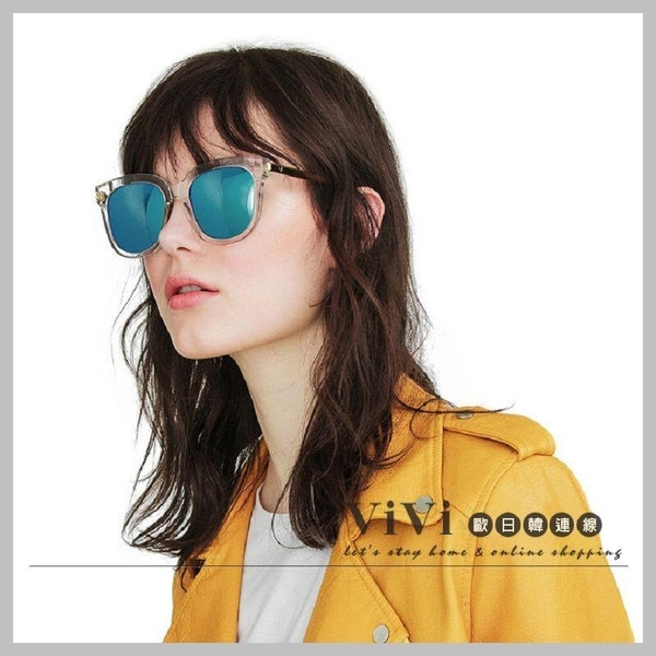 『Marc Jacobs旗艦店』韓國代購|GENTLE MONSTER|ABSENTE C1(6M) GOLD|GM|100%全新正品