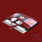 送鼠標墊 電腦包15.6/14寸華為華碩筆記本手提筆記本可愛【極簡生活】