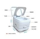 移動馬桶便攜坐便器老人孕婦室內戶外旅行車載座便器【10升移動馬桶】