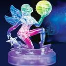 3D立體水晶拼圖 12星座 立體拼圖 (處女座-發光) 聖誕節 交換禮物 情人 生日-艾發現