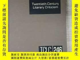 二手書博民逛書店Twentieth-Century罕見Literary Crit