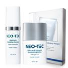 (8折)NEO-TEC妮傲絲翠 玻尿酸油性肌膚保濕組(水嫩多肽精華+鎖水保濕精華乳+水嫩面膜)