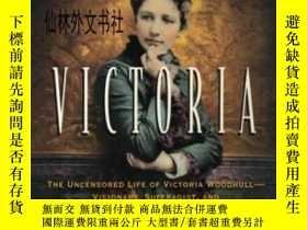 二手書博民逛書店【罕見】1998年出版 Notorious Victoria: