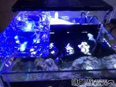 魚缸扇  海魚缸散熱風扇水草缸魚缸降溫風扇蝦缸冷卻靜音水族風扇()  瑪麗蘇