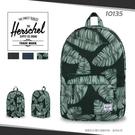 《熊熊先生》Herschel加拿大潮流品牌 7折 素色花布 帆布雙肩包10135後背包Classic Mid 旅行包學生背包