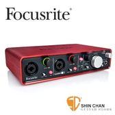 Focusrite Scarlett 2i4 2nd 新版二代 錄音介面 / 錄音卡 USB 2.0(總代理/公司貨)保固二年