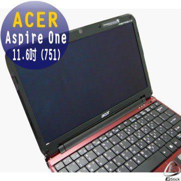 EZstick靜電式筆電LCD液晶螢幕貼-ACER ONE 751 11.6 吋 系列專用 ( AG霧面 )螢幕貼