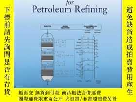 二手書博民逛書店Modeling罕見and Simulation of Catalytic Reactors for Petrol