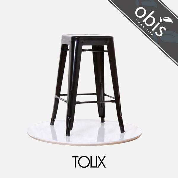 椅凳/吧檯椅 工業風造型椅凳66CM【obis】(TN/072A)