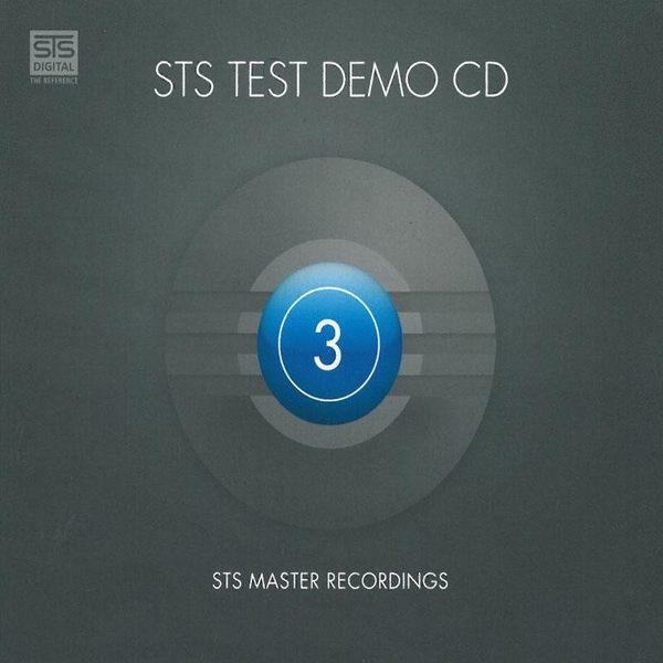 【停看聽音響唱片】【CD】STS 3號頂級測試片