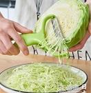 多功能包菜刨絲器蔬菜甘藍切絲器不銹鋼切菜器土豆削皮器 3C優購