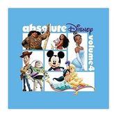 絕對迪士尼 Vol.4 CD Absolute Disney 免運 (購潮8)