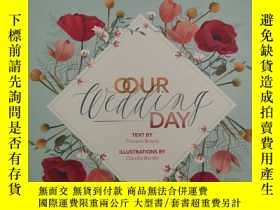 二手書博民逛書店Our罕見Wedding DayY19139 Claudia B