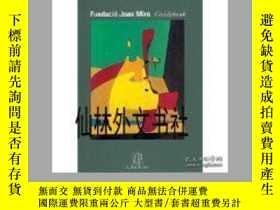二手書博民逛書店【罕見】1999年出版 Joan Miro Foundation GuidebookY27248 Rosa M