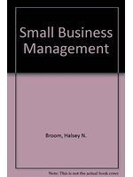 二手書博民逛書店 《Small Business Management - Textbook》 R2Y ISBN:0538072636