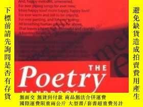 二手書博民逛書店The罕見Poetry Handbook: A Guide To