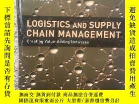 二手書博民逛書店Logistics罕見& Supply Chain Manage