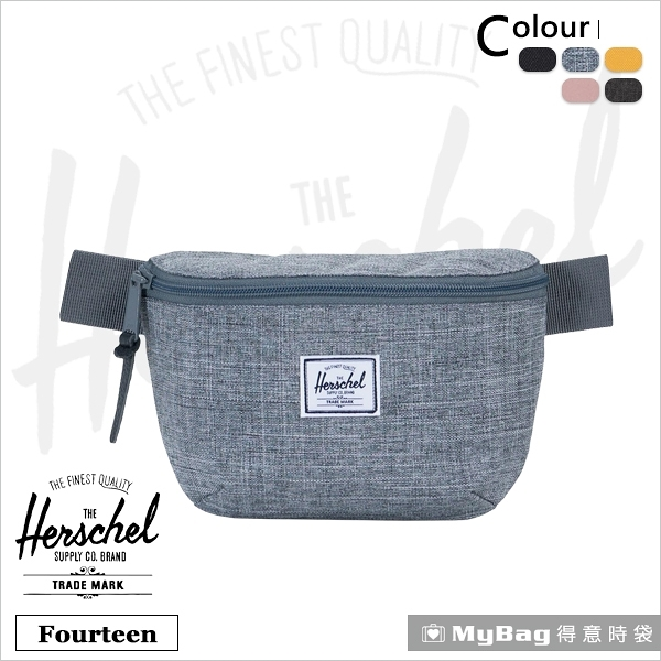 Herschel Fourteen 腰包 肩包 任選 得意時袋