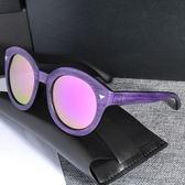 太陽眼鏡-偏光木頭紋三角裝飾男女墨鏡5色73en83【巴黎精品】