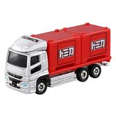 TOMICA多美小汽車 No.85 三菱Fuso 貨櫃車 (TAKARA TOMY) 97198