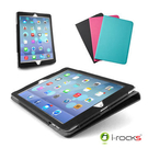 i-rocks 艾芮克 IRC26W iPad Air2 專用皮革保護皮套