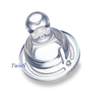 CHUCHU啾啾-母乳育兒標準口徑奶嘴3入CHU-99072【日本製】