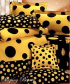 *睡美人寢具工坊*【現代美學】100%精梳棉.雙人床包兩用被組 5*6.2 台灣製