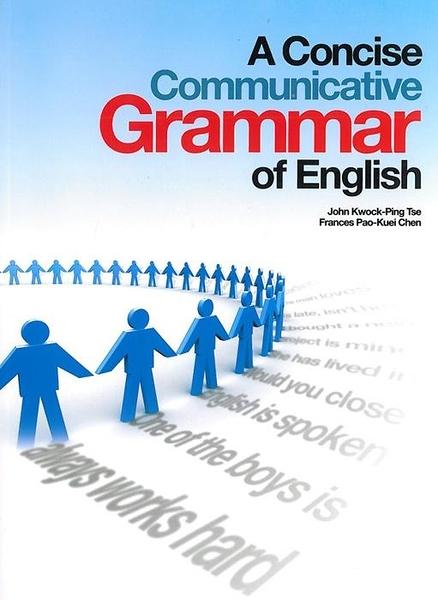 (二手書)Concise Communicative Grammar of English (A)