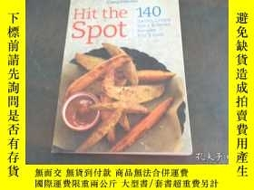 二手書博民逛書店HIT罕見THE SPOT 140SAVORY CRISPY S