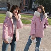 冬季加厚外套羽絨棉服女短款棉襖大碼顯瘦學生面包服棉衣 港仔會社