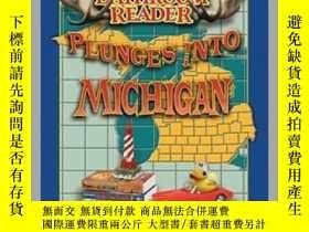 二手書博民逛書店Uncle罕見John s Bathroom Reader Plunges into MichiganY410