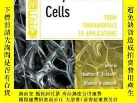 二手書博民逛書店Enzymatic罕見Fuel Cells: From Fundamentals to Applications奇