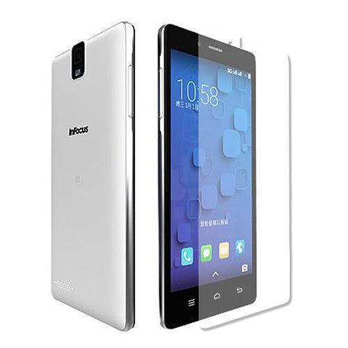 InFocus 透明高清玻璃 5吋 正/單面 9H高硬度 手機螢幕透明玻璃 提供多型號