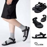 Teva 涼鞋 W Original Universal 黑 全黑 女鞋 基本款 綁帶 夏日涼鞋 【PUMP306】 1003987BL