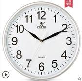 掛鐘創意時鐘客廳電子掛表現代簡約鐘表時尚石英鐘 時光之旅