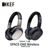 ➘結帳下殺➘KEF SPACE ONE Wireless 藍芽耳罩式無線耳機 黑 / 鈦金灰