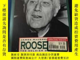 二手書博民逛書店LEADERS罕見OF OUR TIME ( ROOSEVELT