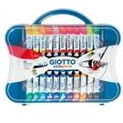 【義大利 GIOTTO】305100  高品質不透明水彩12ml  24色/盒