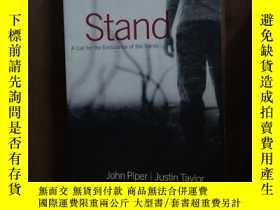 二手書博民逛書店STAND:罕見A CALL FOR THE ENDURANCE