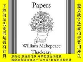二手書博民逛書店Some罕見Roundabout PapersY410016 William Makepeace... Sta