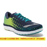 BROOKS   女 慢跑鞋 PureFlow  5  (綠黃藍)  BK1202071B308 【胖媛的店】