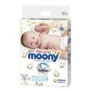 Natural Moony 日本頂級版紙尿褲 黏貼型 S 號 - 232片(58片X4包)