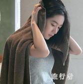 浴巾 500g加厚浴巾棉質成人男女兒童加大全棉柔軟吸水 BF7086【旅行者】