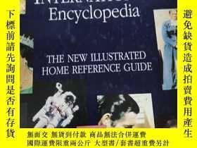 二手書博民逛書店The罕見New Webster s International Encyclopedia: The New Il