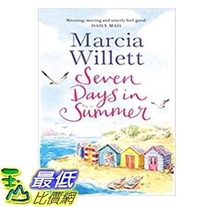 2018 amazon 亞馬遜暢銷書 Seven Days in Summer