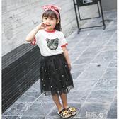 女童半身裙兒童舞蹈裙小女孩半截裙