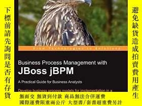 二手書博民逛書店Business罕見Process Management With Jboss JbpmY380406 Mat