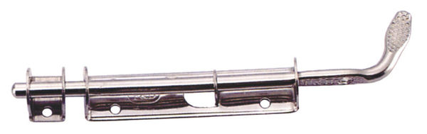 不銹鋼大門栓 PB-104B 8.5*135mm(短) 附螺絲