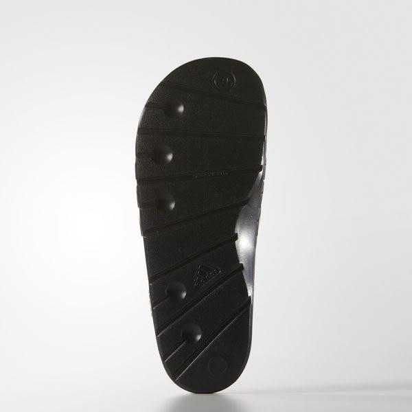 Adidas Duramo Slide [S77991] 男女 運動 涼鞋 拖鞋 休閒 舒適 輕量 黑 愛迪達