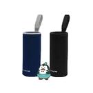 樂扣樂扣 水壺/保溫瓶隨行保護套 黑色 深藍色 : LOCK&LOCK